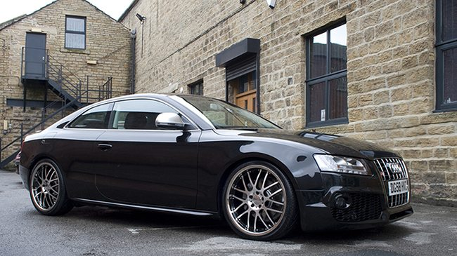 Motoring Review:Audi A5