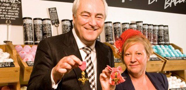 Profile: Mark and Mo Constantine Co-founders of Lush