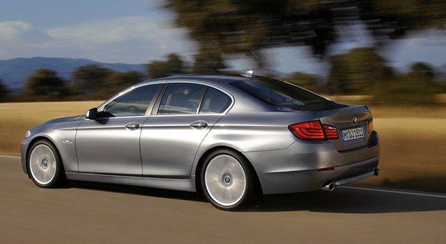 Motoring Review: BMW 5 Series