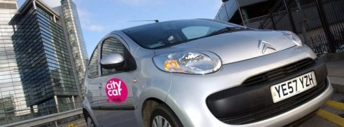 Law firm goes green with car club fleet