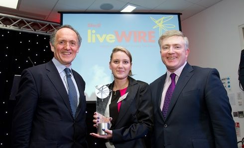 25 year old crowned Shell LiveWire young entrepreneur of the year