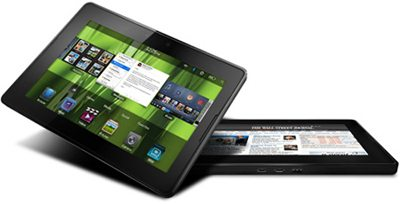 New Operating System for BlackBerry PlayBook tablet users including email finally released
