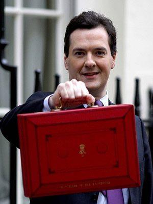 George Osborn  budget