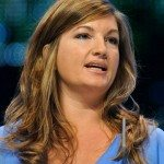 Minding her own business: Karren Brady