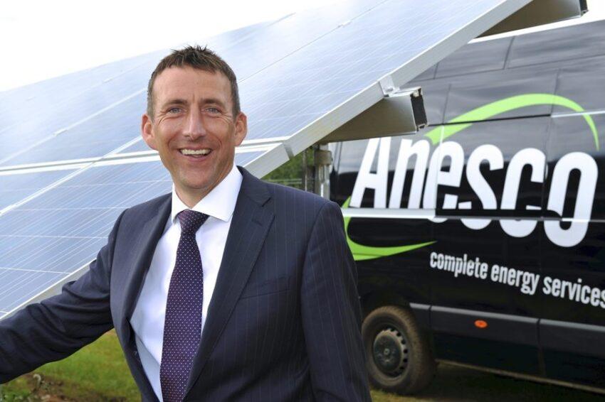Secrets of Success: Adrian Pike, Anesco CEO