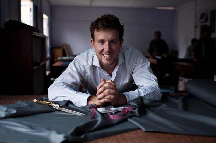 Secret of my Success: Warren Bennett, A Suit That Fits