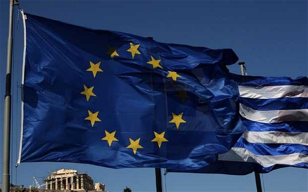 IMF tells EU it must give Greece unconditional debt relief