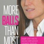 Review: More balls than most by Lara Morgan