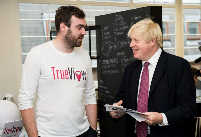 Boris Johnson opens Wayra Academy for Britain's brightest & best tech entrepreneurs