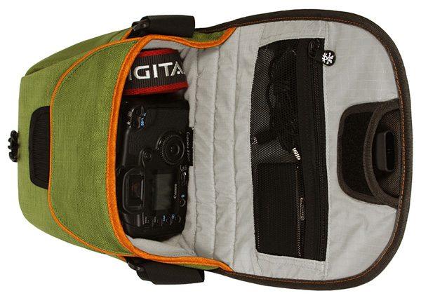 Reviewed: Crumpler Cupcake 7500 SLR Camera Bag