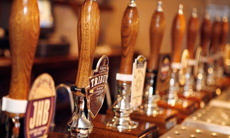 Beer sales soar in UK as Britons drink 31 million more pints in three months