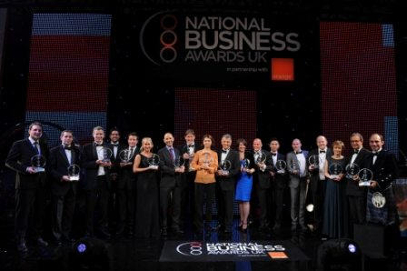 Past winners of the National Business Awards