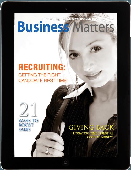 Business Matters Newsstand edition