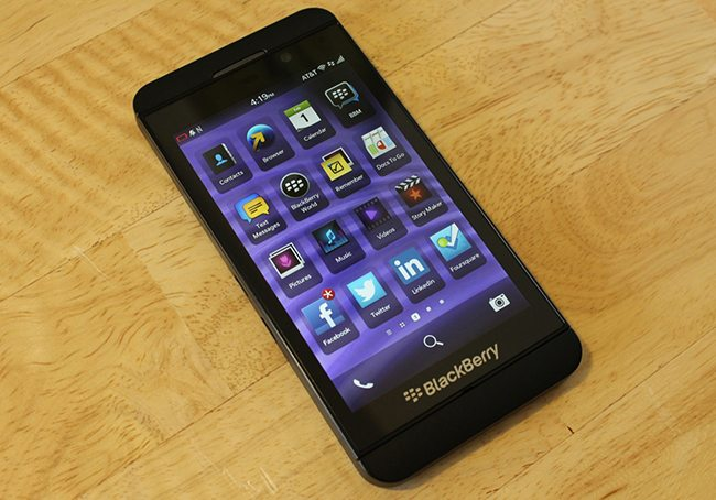 Reviewed: BlackBerry Z10