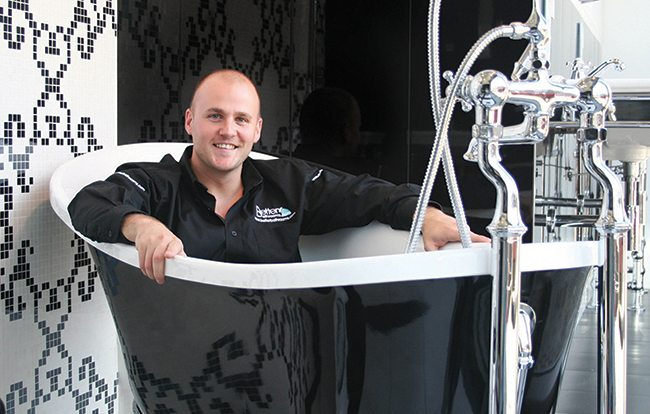 Secrets Of Success: Entrepreneur of The Year, Colin Stevens, CEO, Better Bathrooms