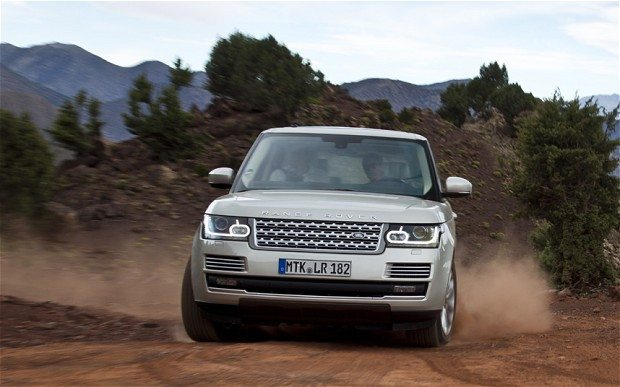 Jaguar Land Rover to invest £2.75bn in UK as profits rise