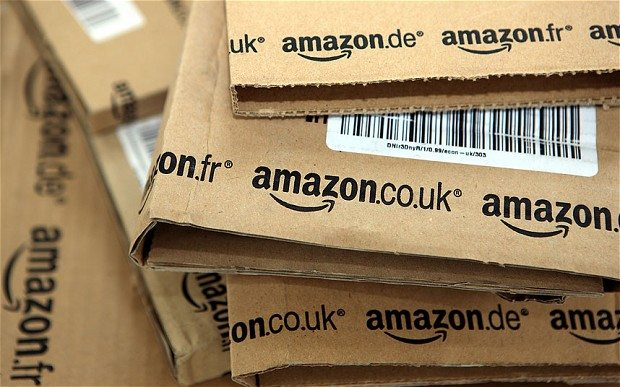 Amazon identified as mystery £250,000 donor to UK bookshops