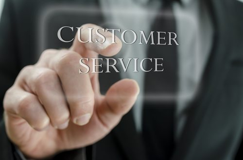Customer service – everybody needs to be involved. It's a culture thing