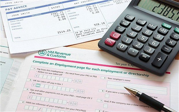 paper copy self assessment tax return