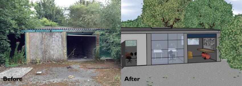 Mechanic garage for rent london home improvement mechanic for Rental garages
