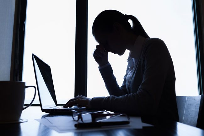 What's your workplace fear response? Worrier, fighter or runner?
