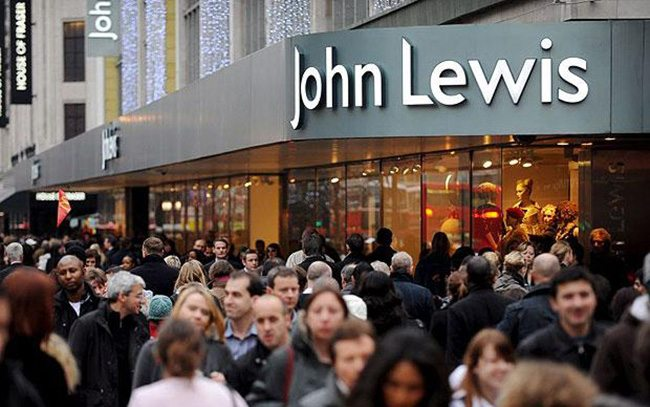 John Lewis launches tech incubator with spaces for five start-ups at Canary Wharf