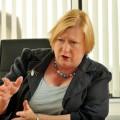 Welsh Business minister: Edwina Hart