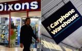 Dixons & Carphone Warehouse announce merger