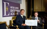 Peter Jones unveils Academy National Entrepreneur of the Year