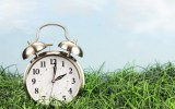 Time out via Shutterstock