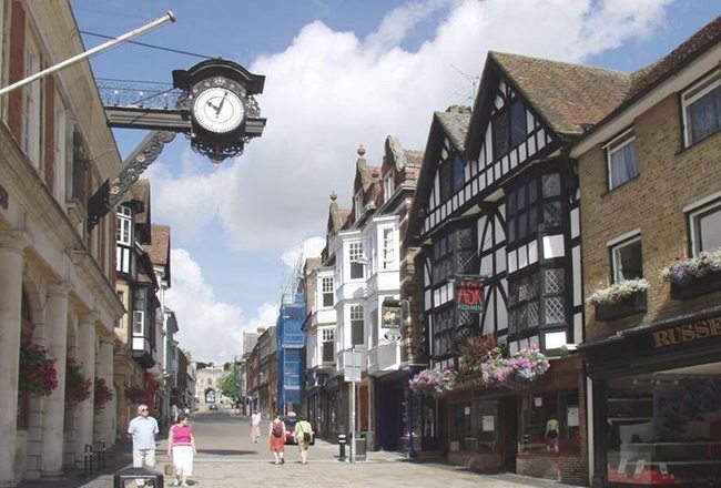 Winchester The Self Employed Capital Of The Uk