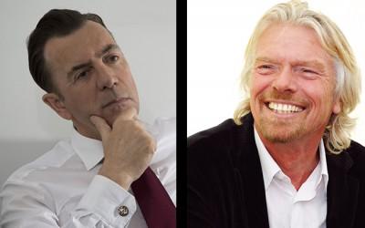 Branson tops & Bannatyne hits rock bottom on list of ideal bosses