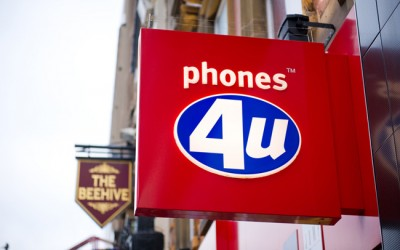 Phones 4U collapses into administration