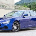 The Maserati Ghibli, the latest model from the Italian car maker will be available for entrepreneur ambassadors