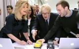 Boris Johnson launches SMEs global International Business Programme