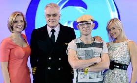 The Channel 5 Gadget Show team