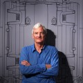 Sir James Dyson who met Intellectual Property Minister Baroness Neville-Rolfe