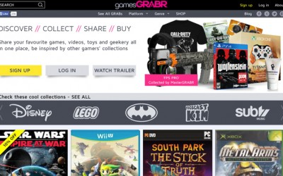 gamesGRABR becomes first tech firm to receive investment from London Co-investment Fund