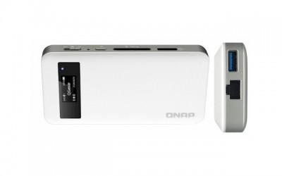 Review: QNAP QGenie Pocket NAS