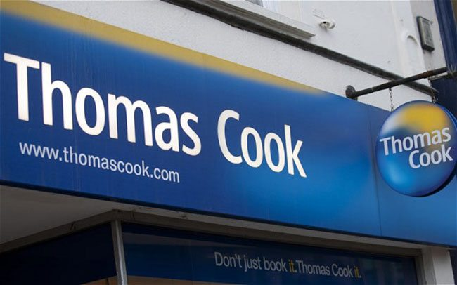 Thomas cook shops