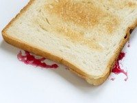 'Sod's law' that the toast always ands jam side down