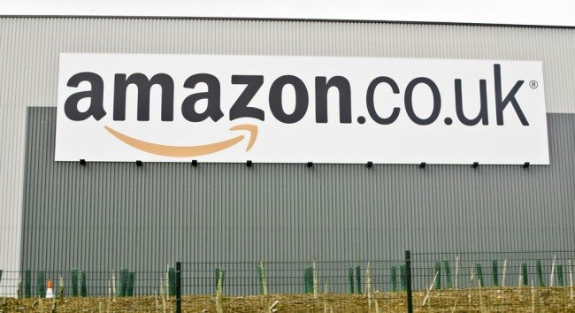 Amazon to create more than 2,500 permanent jobs across UK this year