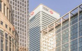 HSBC's head office at Canary Wharf where the bulk of losses are expected