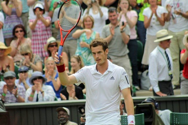 Andy Murray serves up three startup investments