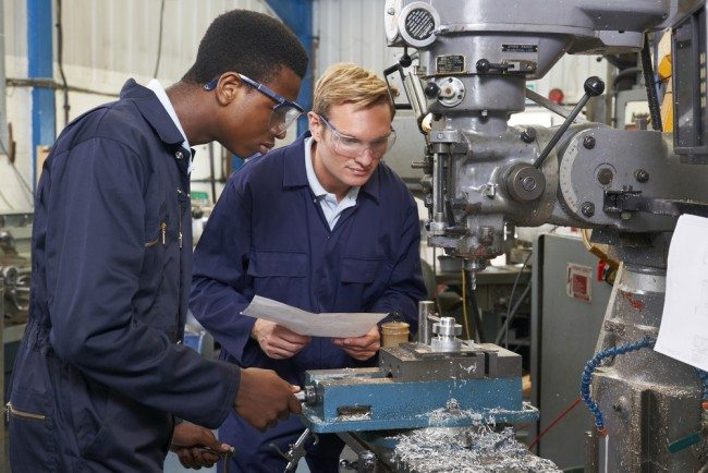 Government puts new businesses at heart of apprenticeship drive