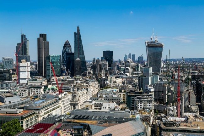 London 'cheaper than Liverpool' for SME energy costs