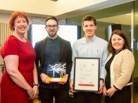 Daniel Murray, a 28 year old entrepreneur from London, has won the 2014 Shell LiveWIRE UK Young Entrepreneur of the Year award.