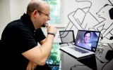 90% of UK office workers experience technology-related stress in meetings