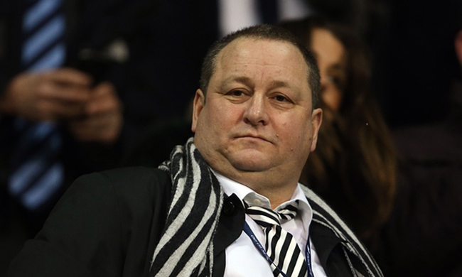 Judge attacks Mike Ashley for abusing legal system against Rangers boss
