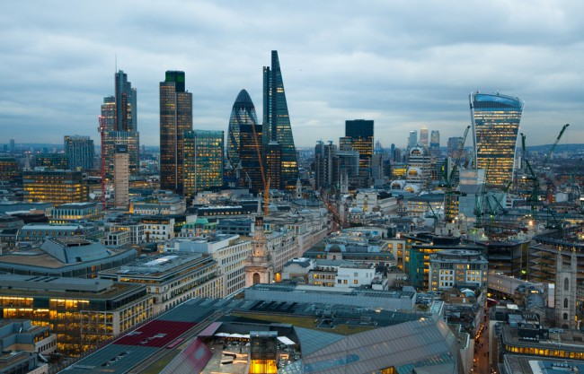 London is the world's most innovative city
